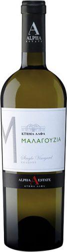 Alpha Estate - Malagouzia Single Vineyard Turtles 2018 75cl Bottle