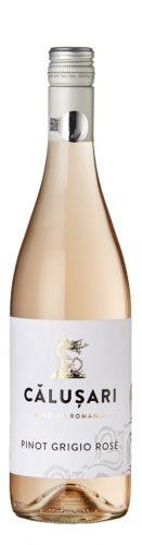 Calusari - Pinot Grigio Rose 2019 75cl Bottle