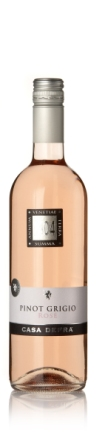 Cielo e Terra - Casa Defra Pinot Grigio Rose IGT 2018 6x 75cl Bottles
