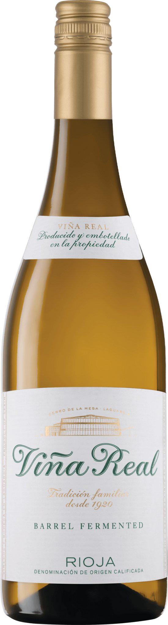 Cune - Vina Real Barrel Fermented Blanco 2017 75cl Bottle