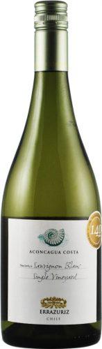 Errazuriz - Aconcagua Costa Sauvignon Blanc 2011 Bottle Has Slight Defects 75cl Bottle