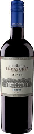 Errazuriz - Estate Merlot 2018 75cl Bottle