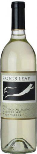 Frog's Leap - Sauvignon Blanc 2016 75cl Bottle