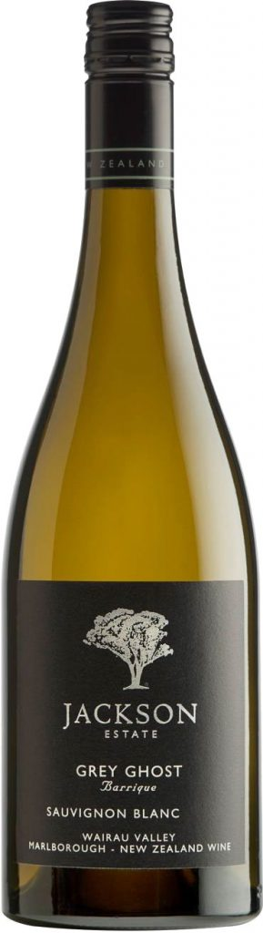 Jackson Estate - Grey Ghost Sauvignon Blanc 2015 75cl Bottle