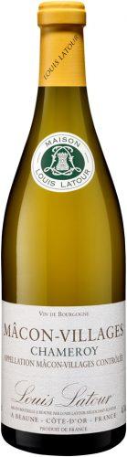 Louis Latour - Macon Villages Chameroy 2018 75cl Bottle
