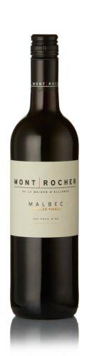 Mont Rocher - Malbec Vieilles Vignes IGP Pays d'Oc 2018 6x 75cl Bottles