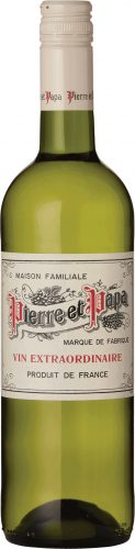 Pierre et Papa - Dry White IGP Comte Tolosan 2019 6x 75cl Bottles