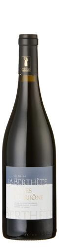 Domaine de la Berthete - Cotes du Rhone Rouge 2018 6x 75cl Bottles