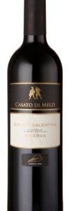 Mabis - Casato di Melzi Salice Salentino Riserva DOC 2014 6x 75cl Bottles