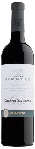 Mezzacorona - Castel Firmian Cabernet Sauvignon 2018 6x 75cl Bottles