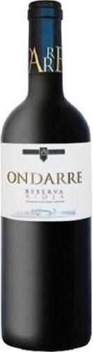 Ondarre - Reserva Rioja 2015 75cl Bottle