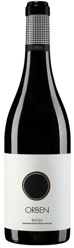 Orben - Rioja 2015 75cl Bottle