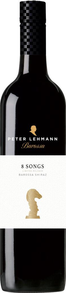 Peter Lehmann - Masters Eight Songs Shiraz 2015 75cl Bottle