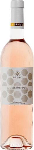Chateaux de Berne - Esprit Mediterranee Rose 2019 75cl Bottle