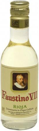 Faustino VII - Rioja Blanco 2013 187ml Bottle