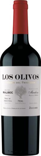 Zuccardi - Los Olivos Malbec 2018 75cl Bottle