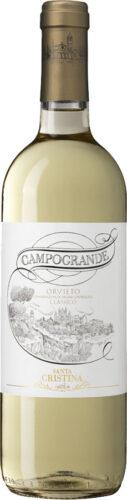 Santa Cristina - Campogrande Orvieto Classico Secco 2019 75cl Bottle